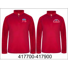 Adams County Republicans Sport Tonal Blend 1/4-Zip Pullover