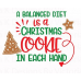 """Balanced Diet"" Christmas Shirt"