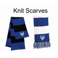 Dream Big QHS Knit Scarf