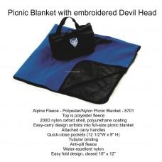 Dream Big QHS Picnic Blanket