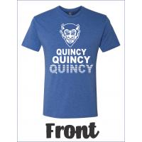 "Dream Big QHS ""Quincy Quincy Quincy"" Shirt"