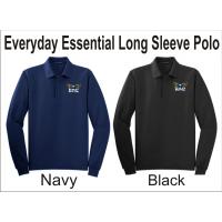 Dream City Christian Everyday Essentials Long Sleeve Polo