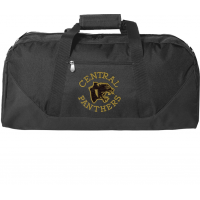 Large Duffle Bag with Central Logo