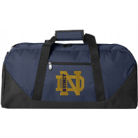 Large Duffle Bag with QND Logo