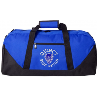Large Duffle Bag with QHS Logo