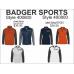 Illini West Golf Badger Sport Quarter-Zip Pullover