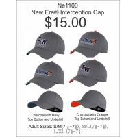 Illini West Golf New Era Interception Cap