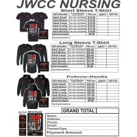 JWCC Nursing Order Form