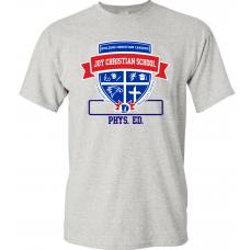 Joy Christian School P.E. T-Shirt