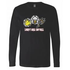 Liberty Girls Long Sleeve T-Shirt