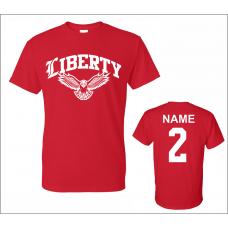 Liberty Youth Summer League Baseball Shirt/Hoodie