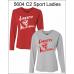 Liberty Volleyball Long Sleeve Performance T-Shirt