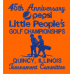 2018 Little People's Golf Championships Committee Polo Shirts