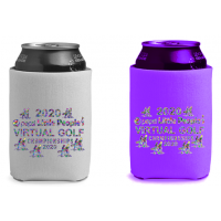 2020 Little People's Golf Championships Can Koozie