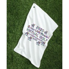 2020 Little People's Golf Championships Microfiber Golf Towel
