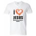March for Jesus Unisex Cotton V-Neck T-Shirt