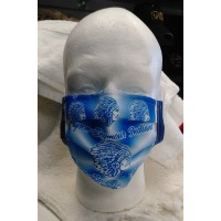 Protective Mask with Payson Seymour Design