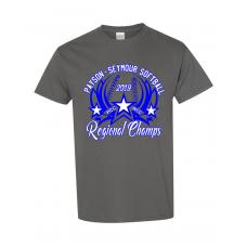Payson Seymour Softball Regional Championship T-Shirt