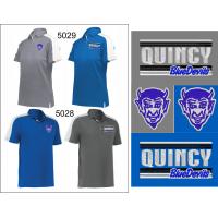 QHS Spirit Wear Polo Shirt