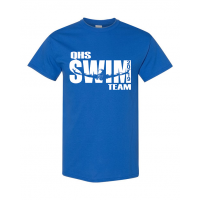 QHS Swim Team 2019 T-Shirt