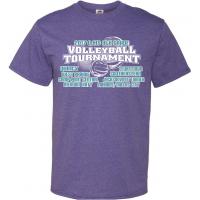 QJHS 8th Grade Volleyball Tournament Shirt