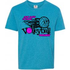 2018 QJHS 7th Grade Volleyball Tournament T-Shirts