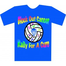 Block Out Cancer T-Shirts