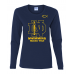 QND Swimming Cotton Long Sleeve T-Shirt