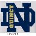 QND Baseball Jersey with Logo