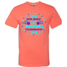 2018 Quincy Stars Holiday Tournament Official T-Shirt
