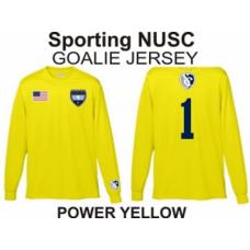 Sporting NUSC Goalie Jersey