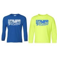 2017 Tom & Becky Swim Invitational Long-Sleeve T-Shirt