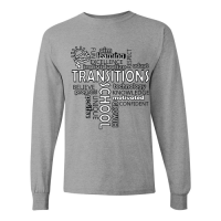 Transitions School Long Sleeved T-Shirt