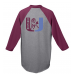 Unity Baseball Jersey with Mustang in U Logo
