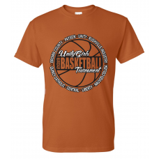 Unity 7th and 8th Grade Girls Basketball Tournament T-Shirt