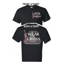 National Wear a Cross Day T-Shirt